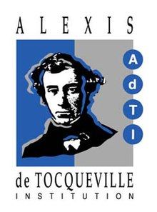 Logo of the Alexis de Tocqueville Institution