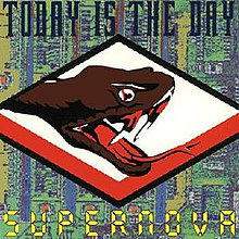 Supernova Today Is The Day Album Wikipedia