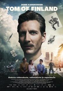 <i>Tom of Finland</i> (film) 2017 film directed by Dome Karukoski