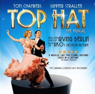 Top Hat (musical) - Image: Top Hat (Cast Cd)