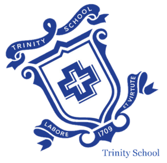 Trinity School (New York City) - Image: Trinity School logo