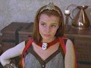 Mystic Knights of Tir Na Nog - Fiercely independent princess Deirdre (Lisa Dwan).