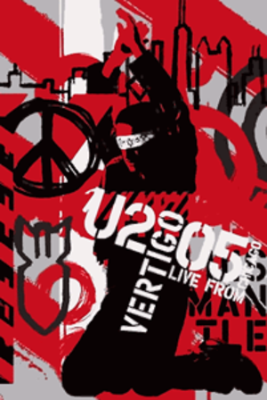 Vertigo 2005: Live from Chicago - Image: U2vid vertigo chicago