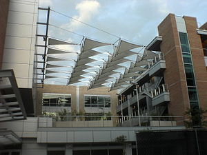 Bourns College of Engineering - Winston Chung Hall, part of the Engineering complex