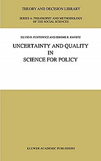 <i>Uncertainty and Quality in Science for Policy</i>