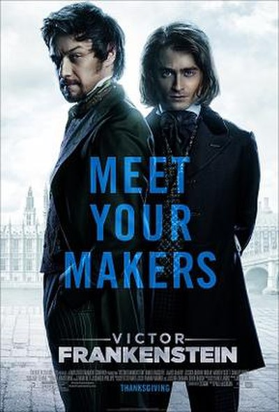 Picture of a movie: Victor Frankenstein