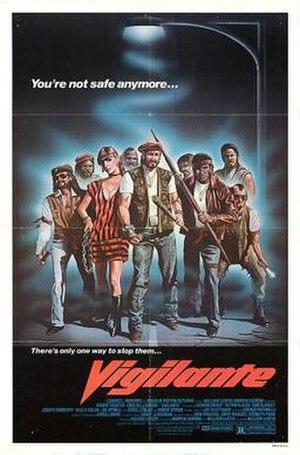 Vigilante (film) - Image: Vigilante poster