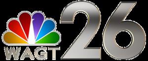 WAGT (TV) - WAGT's last logo under Schurz Communications ownership and Media General's SSA/JSA.