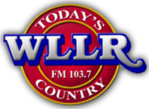 WLLR-FM - Image: WLLR FM103.7 logo