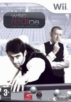 WSC Real 09: World Championship Snooker