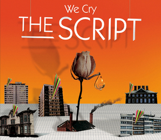 We Cry 2008 single by The Script