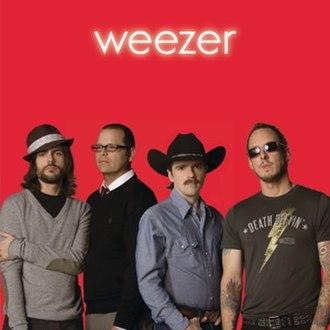 Weezer (2008 album) - Image: Weezerred 2