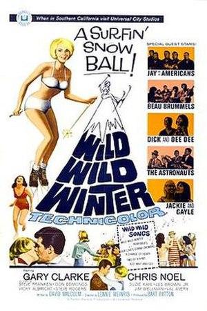 Wild Wild Winter - Image: Wild Wild Winter