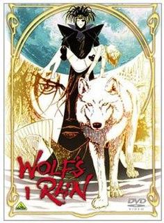 <i>Wolfs Rain</i> Japanese anime television series and its manga adaptation