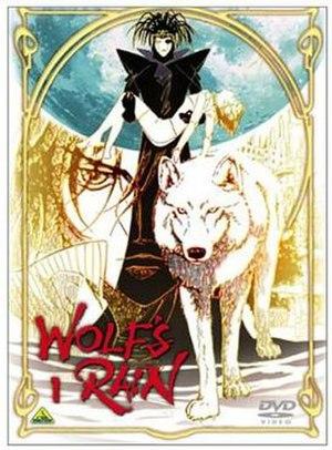 Wolf's Rain - Image: Wolf's Rain Region 2 Volume 1