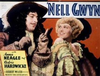 """Nell Gwynn (1934 film) - Image: """"Nell Gwynn"""" (1934)"""