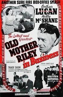 <i>Old Mother Riley in Business</i> 1941 film by John Baxter
