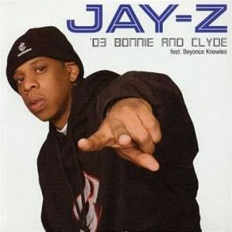 '03 Bonnie & Clyde - Image: 03 Bonnie & Clyde single cover