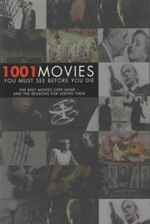 <i>1001 Movies You Must See Before You Die</i> 2003 book edited by Steven Jay Schneider