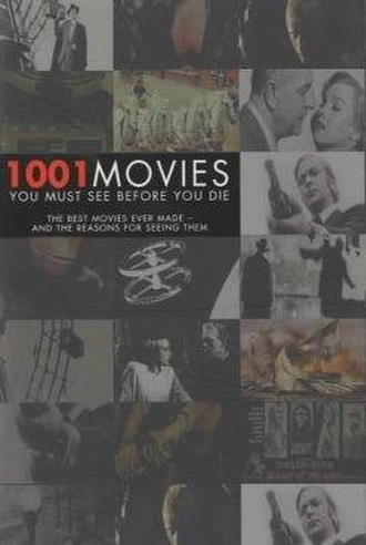1001 Movies You Must See Before You Die - The cover of the 2nd edition, with a still from Psycho.