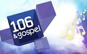 106 & Gospel - Image: 106 & Gospel logo