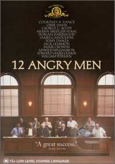 Picture of a movie: 12 Angry Men