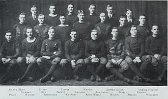1913 Illinois Fighting Illini football team - Image: 1913 Illinois Fighting Illini football team