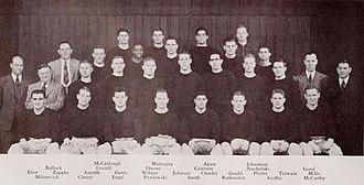 1941 Illinois Fighting Illini football team - Image: 1941 Illinois Fighting Illini football team