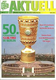 1993 DFB-Pokal Final Football match