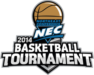 2014 Northeast Conference Men's Basketball Tournament - Image: 2014NECBBall