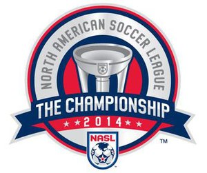 North American Soccer League - 2014 NASL Championship logo