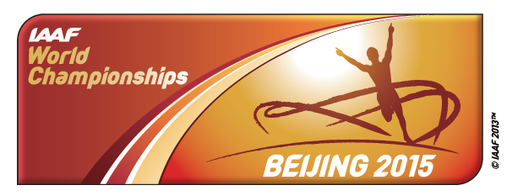 2015 World Championships in Athletics logo