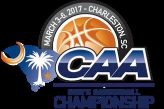 2017 CAA Men's Basketball Tournament - Tournament Logo