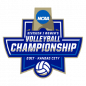 2017 NCAA Division I Women's Volleyball Tournament - Image: 2017 NCAA Women's Villeyball logo