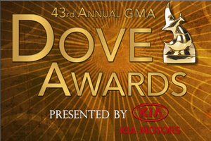 43rd GMA Dove Awards - Image: 43rd GMA Dove Awards Logo
