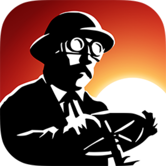 80 Days (2014 video game) - App Store icon