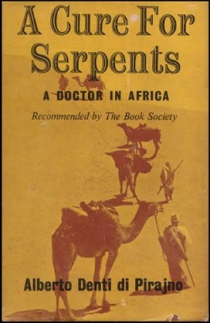 A Cure for Serpents - First English-language edition