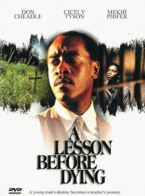 A Lesson Before Dying (film) - Image: A Lesson Before Dying