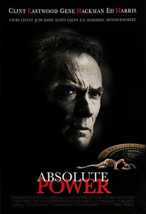 Absolute Power (film) - Image: Absolute power