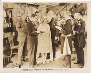 <i>Across the Atlantic</i> 1928 film by Howard Bretherton
