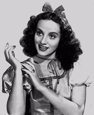 Adriana Caselotti - Caselotti in 1937