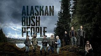 Alaskan Bush People - Image: Alaskan Bush People Title Card