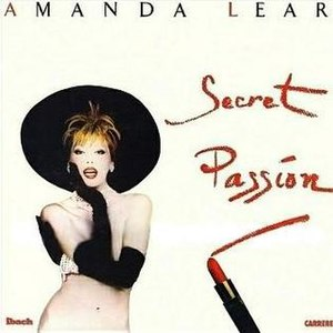 Secret Passion (Amanda Lear album) - Image: Amanda Lear Secret Passion (1987)