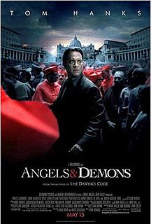 <i>Angels & Demons</i> (film) 2009 American thriller directed by Ron Howard