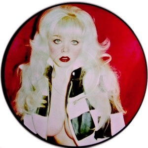 Angelyne (album) - Image: Angelyne picture disc