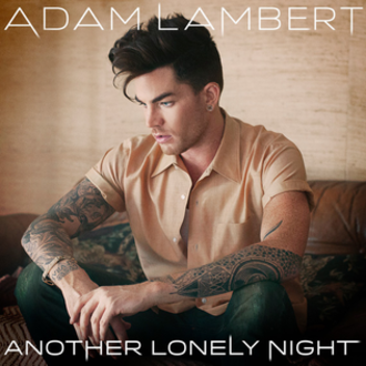 Adam Lambert — Another Lonely Night (studio acapella)