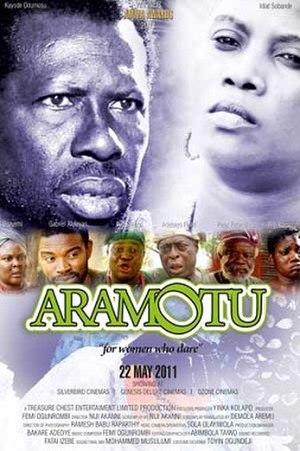 Aramotu - Film poster