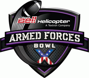 2012 Armed Forces Bowl - Armed Forces Bowl logo