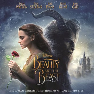Beauty and the Beast (2017 soundtrack) - Image: BATB 2017 Soundtrack