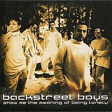Backstreet Boys — Show Me the Meaning of Being Lonely (studio acapella)